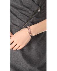 Marc By Marc Jacobs - Metallic Sporty Turnlock Bracelet - Lyst