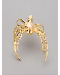 Tom Binns | Metallic Spider Bracelet | Lyst