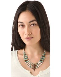 Vanessa Mooney - Multicolor Genevieve Necklace - Lyst