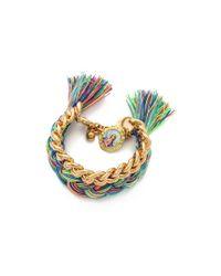 Venessa Arizaga - Metallic Holiday Bracelet - Lyst