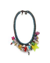 Venessa Arizaga - Metallic Tijuana Hangover Necklace - Lyst
