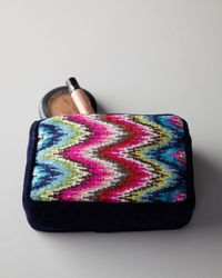 Jonathan Adler - Multicolor Needlepoint Accessory Bag - Lyst