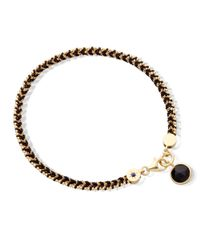 Astley Clarke - Black 'biography' Beaded Bracelet - Lyst