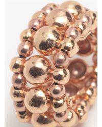 Philippe Audibert - Pink Round-bead Ring - Lyst