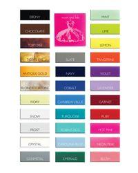 BaubleBar - Multicolor Acrylic State Pendant  - Lyst