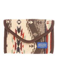 Pendleton | Natural Wash Bag for Men | Lyst