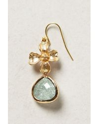 Anthropologie | Blue Dittany Drop Earrings | Lyst