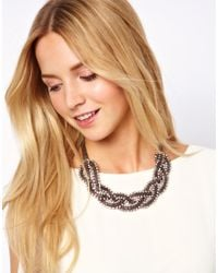 Kenneth Jay Lane - Metallic Chunky Twisted Chain Necklace for Men - Lyst
