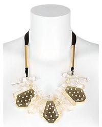 Marni - Black Winter Edition Necklace - Lyst