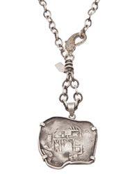Irit Design | Metallic Coin Pendant Necklace | Lyst