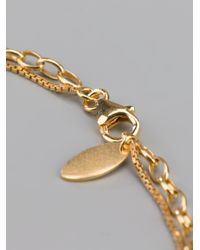 RebekkaRebekka - Metallic Twin Chain Bracelet - Lyst