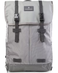 "Victorinox | Gray Altmont 15.6"" Laptop Backpack for Men 