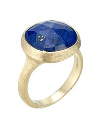 Marco Bicego | Yellow Jaipur Color Lapis Ring | Lyst