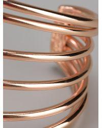 Philippe Audibert - Pink Africa 7 Strand Cuff - Lyst