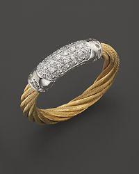 Charriol - Metallic Stackable Ring - Lyst