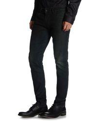 DIESEL   Black 'grupee. 0849k' Jeans for Men   Lyst
