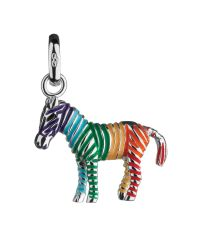 Links of London | Metallic Rainbow Zebra Charm | Lyst