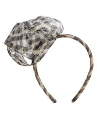 Muhlbauer | Multicolor Leopard Alice Band | Lyst