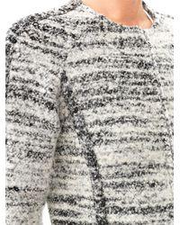Isabel Marant - Gray Imperia Boiledwool Jacket - Lyst