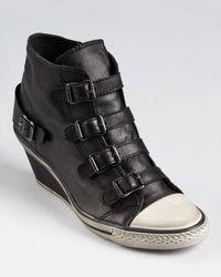 Ash - Black Sneakers - Genial - Lyst