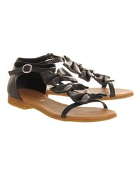 Office - Black Idyllic Bow - Lyst
