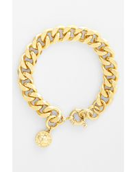 Marc By Marc Jacobs | Metallic Boxed Small Link Bracelet | Lyst