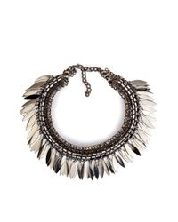 Erickson Beamon | Silver Polarized Necklace | Lyst