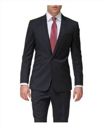 Jaeger - Green Silk Linen Jacket for Men - Lyst