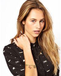 Cath Kidston - Multicolor London Charm Bracelet - Lyst