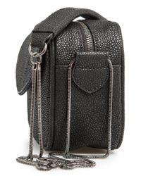 Mango - Black Handbag P Cutet C - Lyst