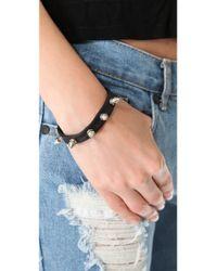 Chan Luu - Metallic Spike Bracelet - Lyst