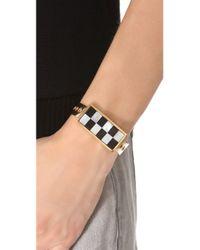 Kelly Wearstler - Metallic Gritti Cuff Bracelet - Lyst