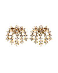 Coast | Metallic Charlie Earrings | Lyst