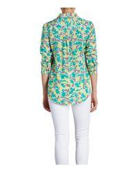 Equipment - Multicolor Slim Signature Shirt - Lyst