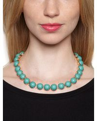 BaubleBar | Blue Turq Gumball Strand | Lyst