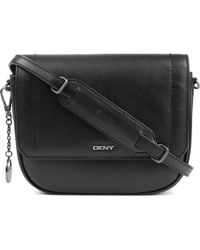 b980544670 Dkny Nolita Small Crossbody Bag in Black - Lyst