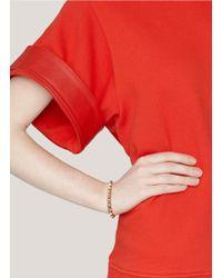 Eddie Borgo - Metallic Studded Bracelet - Lyst