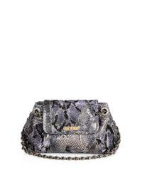 Marc Jacobs | Multicolor Mae Python Shoulder Bag | Lyst