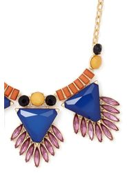 BaubleBar - Multicolor Sapphire Tailwinds Bib - Lyst