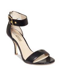 INC International Concepts - Black Damia Sandals - Lyst
