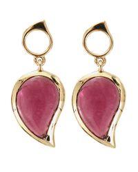 Tamara Comolli - Pink Small Drop Earrings - Lyst