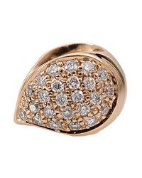 Tamara Comolli - Metallic Diamond Drop Clasp Pendant - Lyst