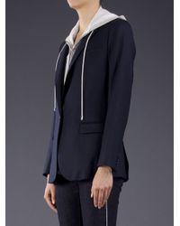 Veronica Beard - Blue The Long Lean Jacket - Lyst