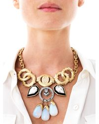 Lulu Frost | Metallic Big Bang Necklace | Lyst