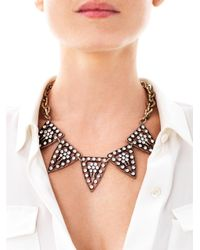 Lulu Frost - Metallic Galaxy Necklace - Lyst