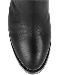 Jimmy Choo   Black Gaige Leather Knee Boots   Lyst