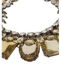 Iradj Moini - Metallic Double Layer Necklace - Lyst