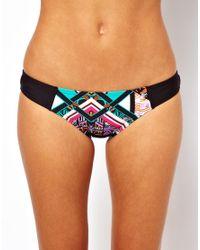 ASOS - Multicolor All About Eve Blaze Hipster Bikini Bottom - Lyst