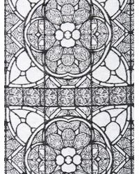 Alexander McQueen - White Stained Glass Print Scarf for Men - Lyst