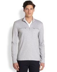 Michael Kors | Blue Pullover Hoodie for Men | Lyst